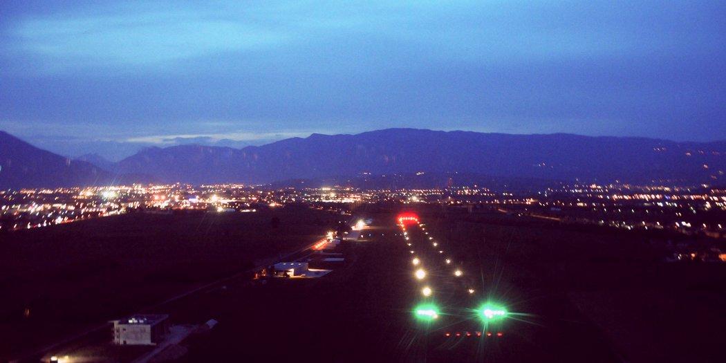 Aeroporto Vicenza : Aeroporto thiene notte vicenza report notizie cronaca