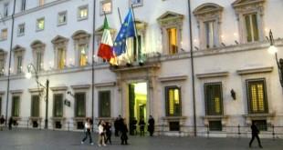 Palazzo Chigi, sede del Governo