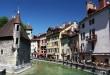 Annecy, il Palais de l'Isle (le antiche prigioni) - Foto Yvrs LC (CC 3.0)