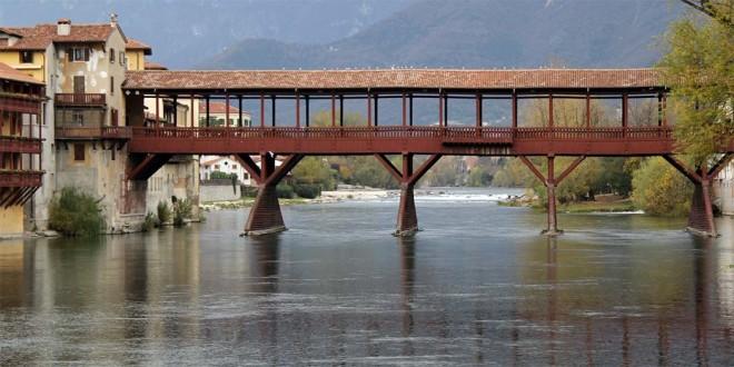 Bassano, nessuno stop ai lavori sul Ponte degli Alpini