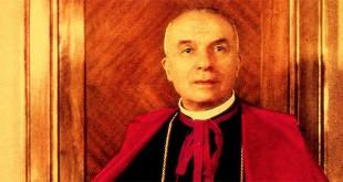 Il vescovo Carlo Zinato, alla guida della diocesi di Vicenza dal 1943 al 1971