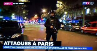 Terrore a Parigi. E' l'11 settembre europeo