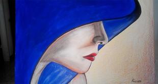dipinto-volto-donna-riccioni