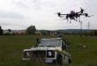 """Vicenza, il drone """"Achelous"""" entra nella Protezione civile"""
