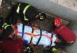 Tezze, incidente sul lavoro in un cantiere edile