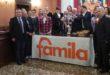 Schio, Famila campione d'Italia accolto in Municipio