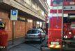 Vicenza, incendio in un condominio di via Firenze