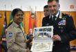Nuovi ufficiali Peacekeepers dal Coespu di Vicenza