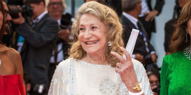 E' morta a Milano, a 85 anni, Marta Marzotto