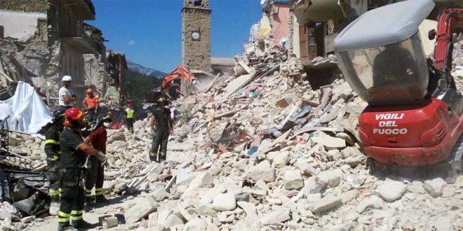 Una vicentina tra le vittime del terremoto