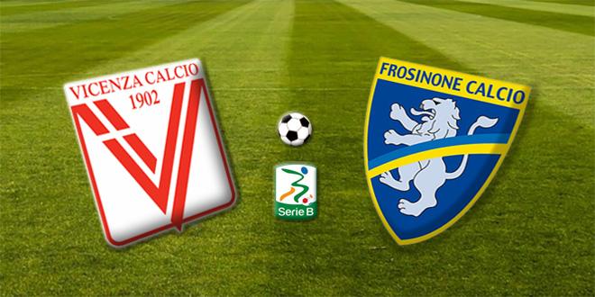 Vicenza-Frosinone – Diretta web (a partire dalle 15)