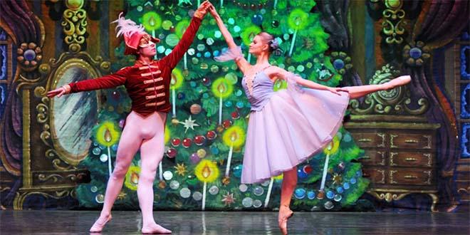 """Il grande balletto a Schio. E' """"Lo schiaccianoci"""""""