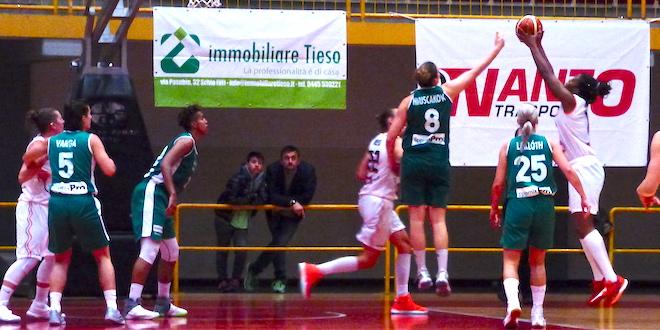 Basket, il Beretta Schio cerca il successo in Ungheria