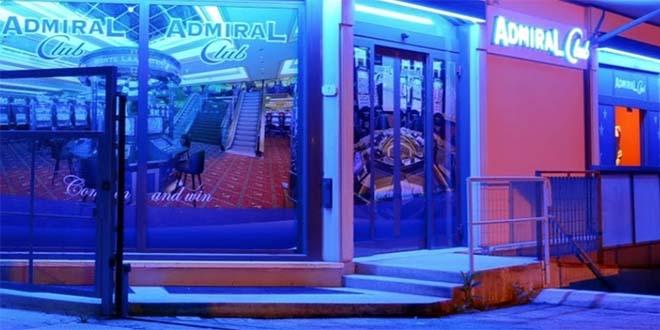 Marostica, rapina nella sala giochi Admiral