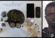 Valdagno, giovane arrestato per spaccio di marijuana