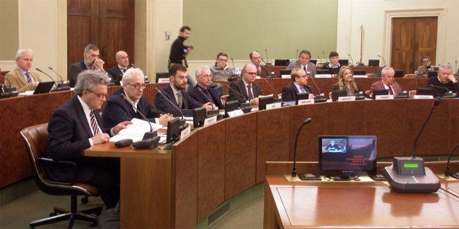 Quote A4 nella discussione in Consiglio Provinciale