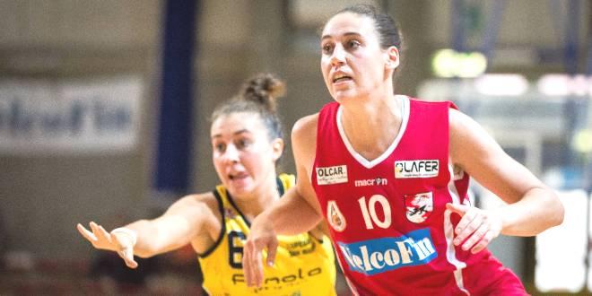 Basket, la Velcofin Vicenza travolge Salerno