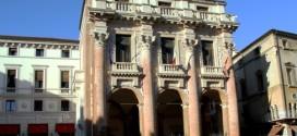 La loggia del Capitaniato, a Vicenza
