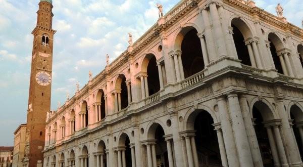 Vicenza - Basilica palladiana in Piazza dei Signori