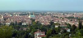 Vicenza vista da Monte Berico