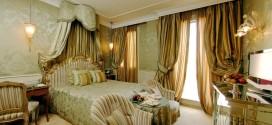 Una romantica camera del Luna Hotel Baglioni