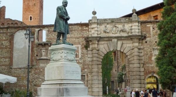 Ingresso Teatro Olimpico di Vicenza