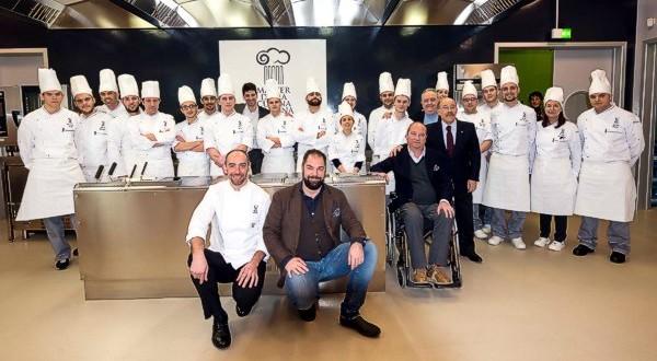 e' iniziato, a creazzo, il master della cucina italiana - Master Cucina Italiana