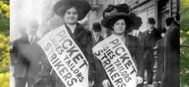 Sciopero delle camiciaie di New York, nel 1909