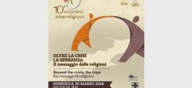 Incontro interreligioso a Vicenza