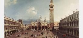 Venezia, Piazza San Marco - Canaletto (1730)