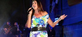 Luisa Corna, che ha presentato il Festiva show dell'anno scorso - Foto: giorgioerriquez - flickr (creativecommons.org/licenses/by-sa/2.0/deed.en)