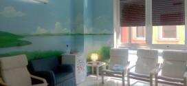 La nuova sala genitori della Patologia neonatale dell'Ospedale san Bortolo di Vicenza