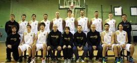 La squadra del Garcia Moreno Basket di Arzignano
