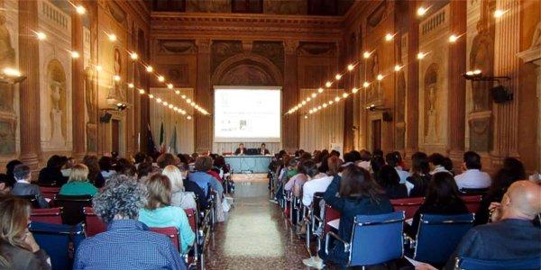Una immagine del Convegno sulla Muiscoterapia dello scorso anno