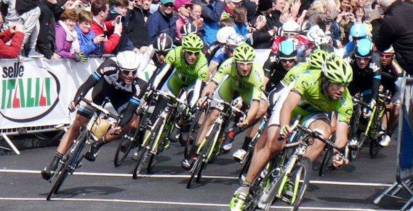 Il Giro d'Italia 2014, a Dublino - Foto: L'irlandés (creativecommons.org/licenses/by-sa/3.0/)