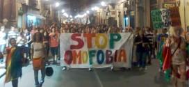 Una manifestazione contro l'omofobia - Foto Dedda71 (creativecommons.org/licenses/by-sa/3.0/deed.it)