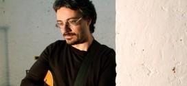 Michele Calgaro, chitarrista nato a Montecchio Maggiore, che aprirà la serata all'Olimpico