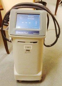 Il nuovo macchinario per l'ipotermia