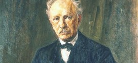 Richard Strauss in un dipinto di Max Liebermann (1918)