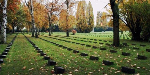 Cimitero militare italiano d'onore di Francoforte sul Meno - Foto: Fabrizio Corso