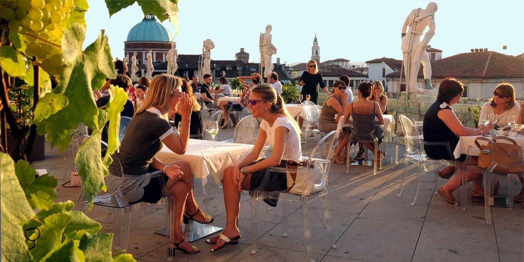 Vicenza, più di 33 mila visitatori per la terrazza della Basilica
