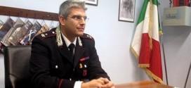 il maggiore Emanuele Spiller