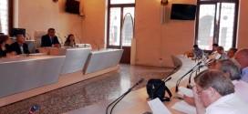L'incontro di ieri, a Vicenza, in Sala Bernarda di preparazione alle elezioni provinciali di secondo livello che si terranno il 12 ottobre