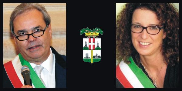 Achille Variati e Milena Cecchetto si contenderanno il 12 ottobre la guida della nuova Provincia di Vicenza