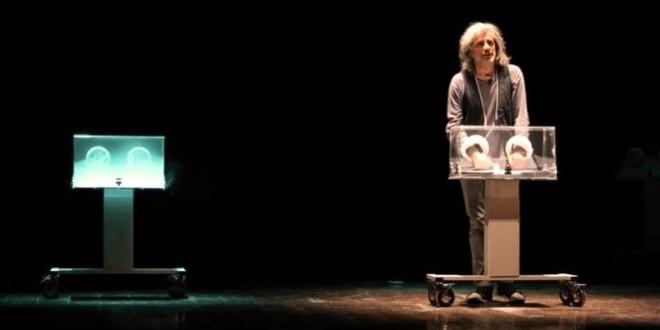 Alessandro Bergonzoni, uno dei nomi più noti quest'anno in cartellone al Teatro Astra di Vicenza