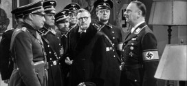 "Una scena del film, del 1942, ""To be or not to be"", (in italiano con il titolo ""Vogliamo vivere""), di Ernst Lubitsch"