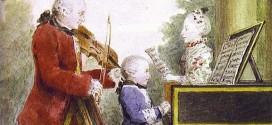 Mozart è stato forse il più celebre enfant prodige...