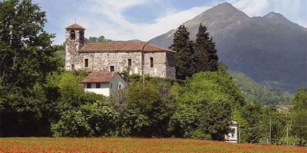 Brogliano, la Pieve di San Martino - Foto: Bruno Vendramin
