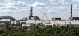Il sito della ex centrale nucleare di Chernobyl, nel 2013 - Foto Ingmar Runge (Creative Commons 3.0)