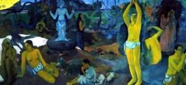 """Paul Gauguin - """"Da dove veniamo? Chi siamo? Dove andiamo?"""""""